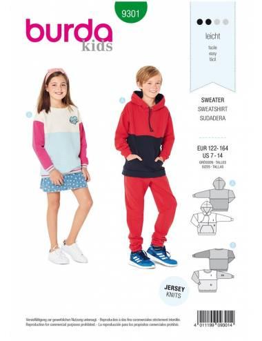 BURDA kids 9301