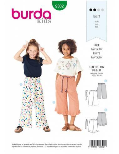 BURDA kids 9302