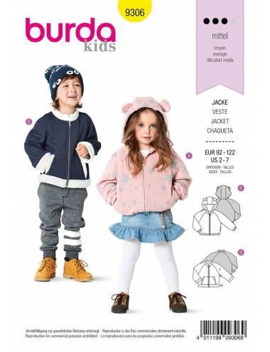 BURDA kids 9306