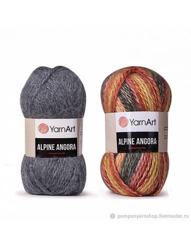Νήμα Alpine Angora &...