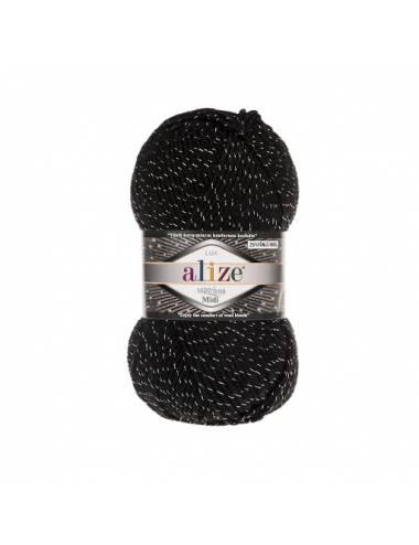 Νήμα Superlana Midi Lux Alize
