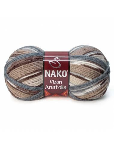 Νημα Nako Vizon Anatolia 100gr
