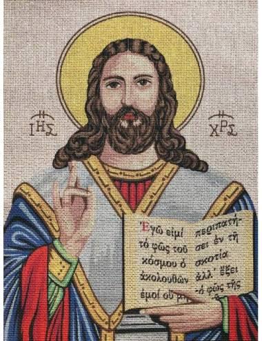 ΙΗΣΟΥΣ ΧΡΙΣΤΟΣ 14.105 (60Χ50)