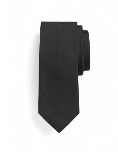 Γραβάτα Μαύρη Πένθους στενή
